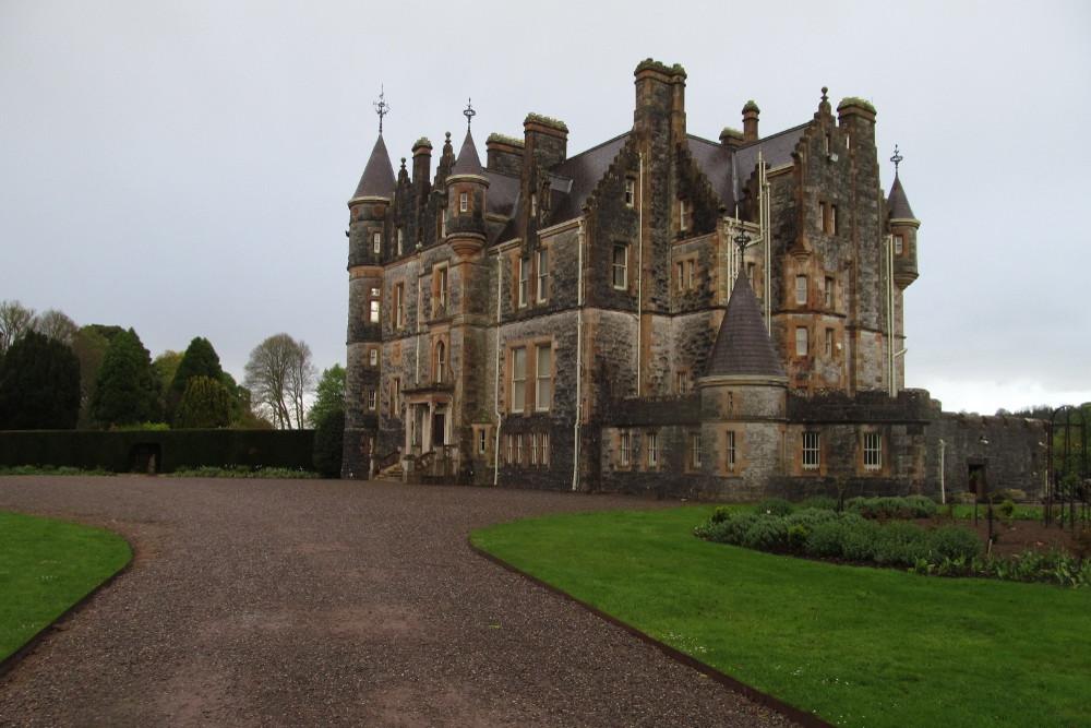 Blarney castle blarney county cork m s for The blarney