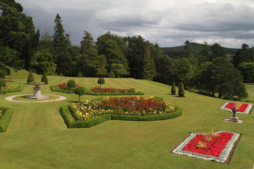 Powerscourt House And Gardens County Wicklow Photos Ticket And Opening Hours Info Map