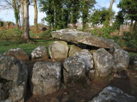 Proleek Wedge Tomb