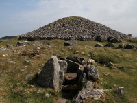 The Loughcrew Passage Tombs
