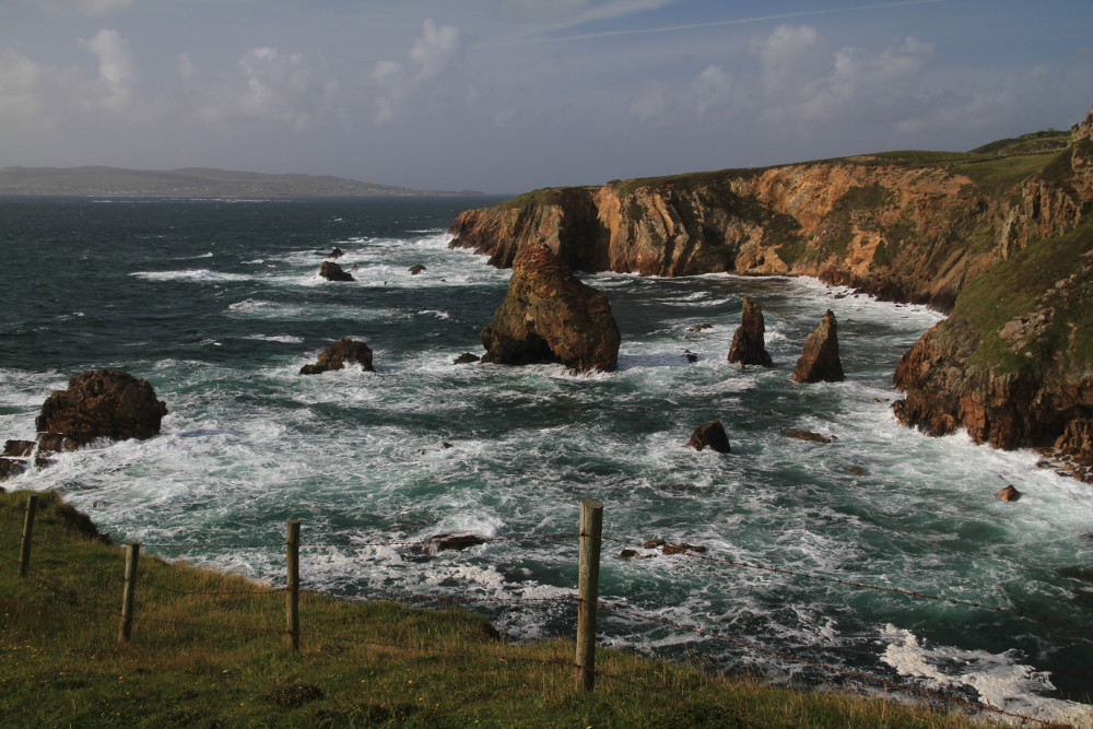 Crohy Head Arch, County Donegal