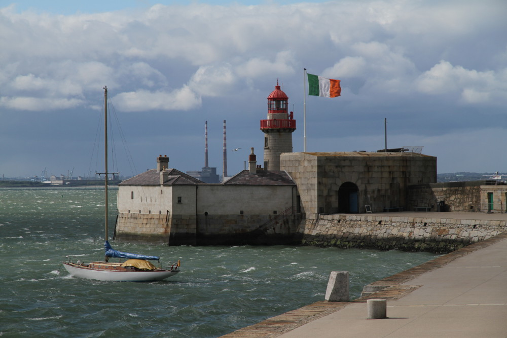 East Pier Lighthouse, Dun Laoghaire