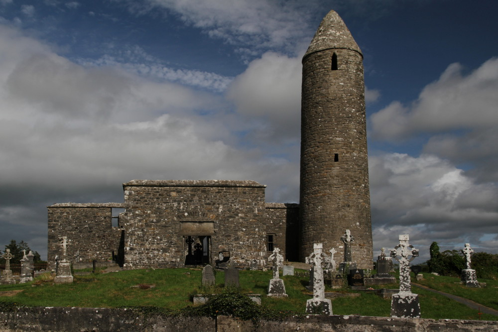 Turlough Round Tower