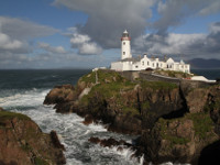 Fanad Lighthouse, Fanad Head, County Donegal