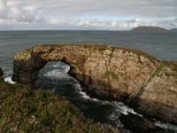 The Great Pollet Arch, County Donegal