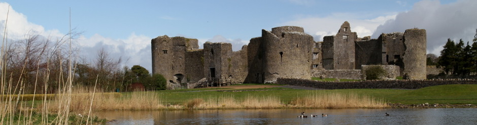 Roscommon Castle, County Roscommon