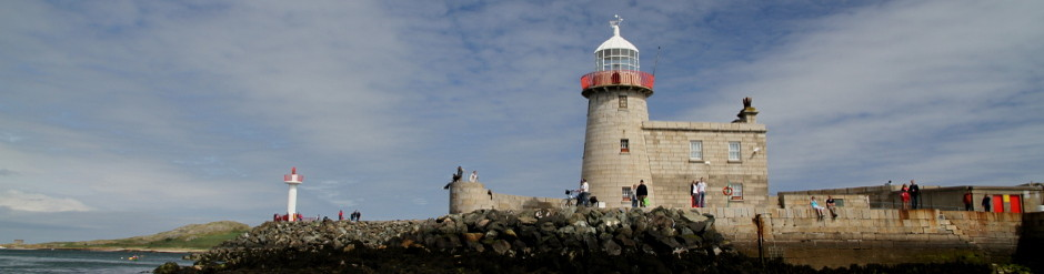 Howth Harbour Lighthouse, County Dublin