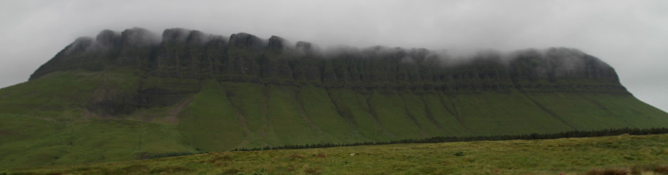 Benbulben , County Sligo